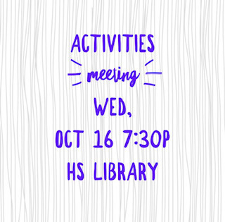 REMINDER: Waukomis Activities meeting tonight!