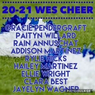 WES Cheer Results
